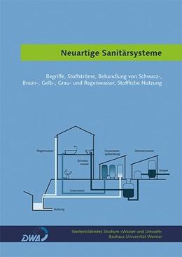 Abbildung von Weiterbild. Studium Wasser und Umwelt / Wagner / Wilke | Neuartige Sanitärsysteme | 2015 | Begriffe, Stoffströme, Behandl...