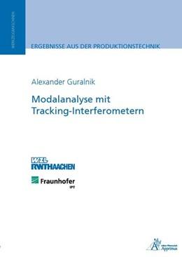 Abbildung von Guralnik | Modalanalyse mit Tracking-Interferometern | 1. Auflage | 2015 | beck-shop.de