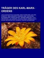 Träger des Karl-Marx-Ordens | Quelle: Wikipedia (Cover)