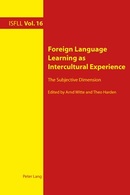 Abbildung von Witte / Harden | Foreign Language Learning as Intercultural Experience | 2015 | The Subjective Dimension | 16