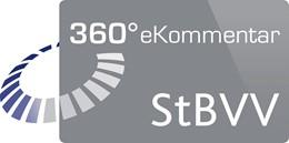 Abbildung von 360° StBVV eKommentar