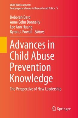 Abbildung von Daro / Cohn Donnelly   Advances in Child Abuse Prevention Knowledge   1. Auflage   2015   5   beck-shop.de