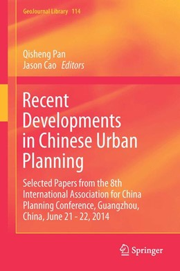 Abbildung von Pan / Cao | Recent Developments in Chinese Urban Planning | 1. Auflage | 2015 | 114 | beck-shop.de