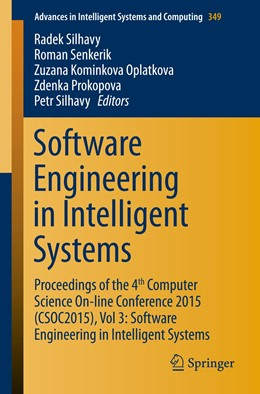 Abbildung von Silhavy / Senkerik   Software Engineering in Intelligent Systems   1. Auflage   2015   349   beck-shop.de