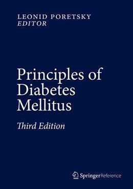 Abbildung von Poretsky | Principles of Diabetes Mellitus | 3. Auflage | 2017 | beck-shop.de