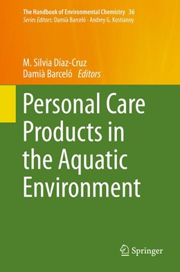 Abbildung von Díaz-Cruz / Barceló | Personal Care Products in the Aquatic Environment | 1st ed. 2015 | 2015 | 36