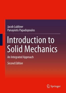Abbildung von Lubliner / Papadopoulos | Introduction to Solid Mechanics | 2. Auflage | 2016 | beck-shop.de