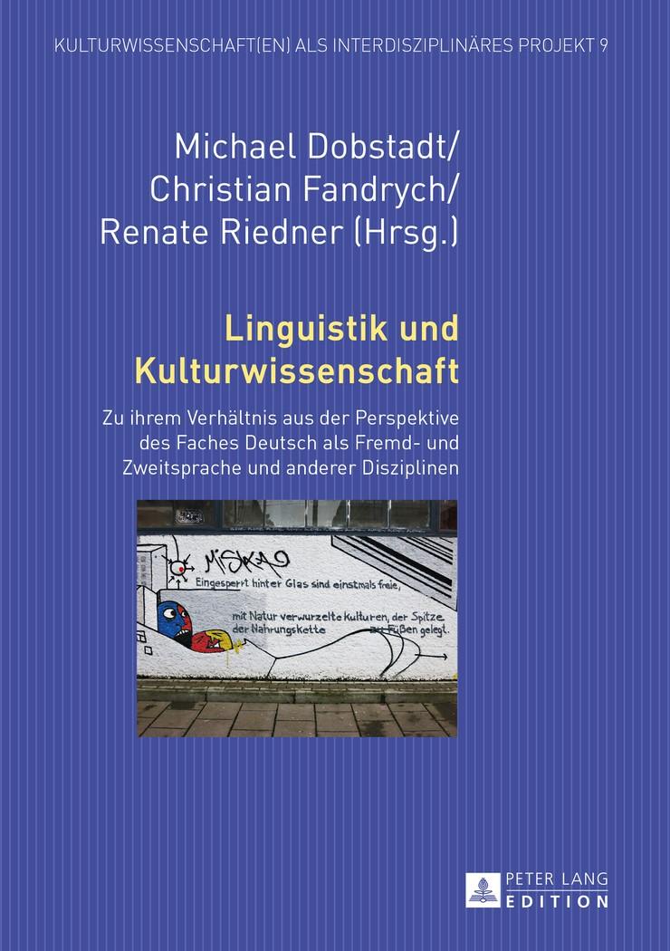 Abbildung von Dobstadt / Fandrych / Riedner | Linguistik und Kulturwissenschaft | 2015