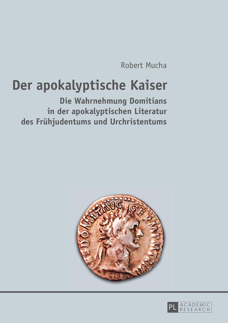 Der apokalyptische Kaiser | Mucha, 2015 | Buch (Cover)