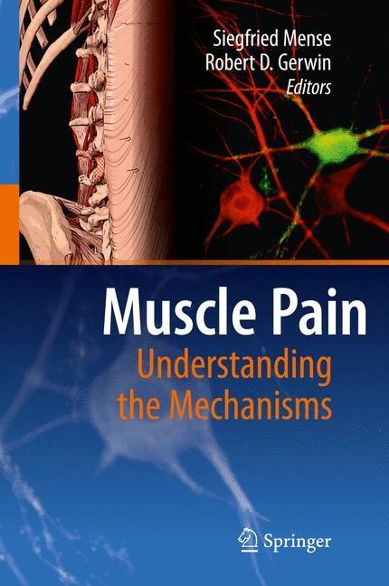 Abbildung von Mense / Gerwin | Muscle Pain: Understanding the Mechanisms | 2010 | 2014