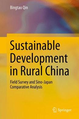 Abbildung von Qin | Sustainable Development in Rural China | 1. Auflage | 2015 | beck-shop.de