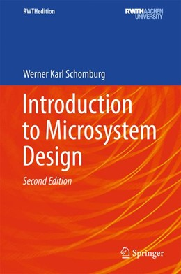 Abbildung von Schomburg | Introduction to Microsystem Design | 2. Auflage | 2015