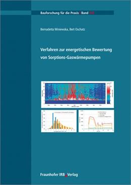 Abbildung von Winiewska / Oschatz   Verfahren zur energetischen Bewertung von Sorptions-Gaswärmepumpen.   2015   112