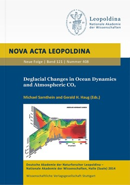 Abbildung von Sarnthein / Haug | Deglacial Changes in Ocean Dynamics and Atmospheric CO2 | 2015 | Modern, Glacial, and Deglacial...