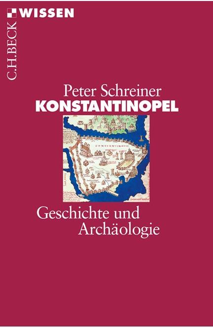 Cover: Peter Schreiner, Konstantinopel