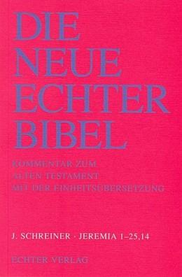 Abbildung von Schreiner | Jeremia I | Nachdruck | 1993 | 1 - 25,14