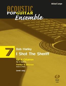 Abbildung von Marley / Langer   I Shot The Sheriff     für 4 Gitarren