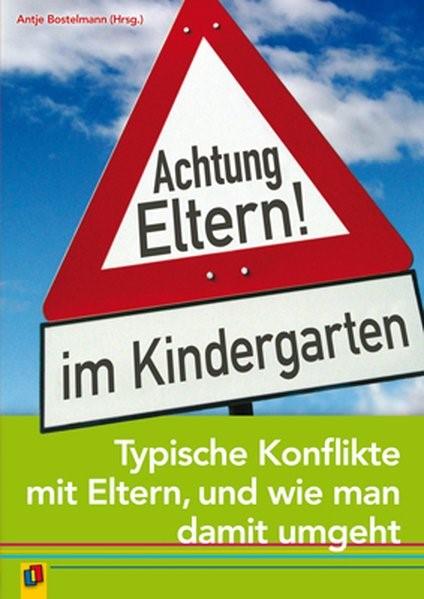 Achtung Eltern! im Kindergarten | Bostelmann, 2007 | Buch (Cover)