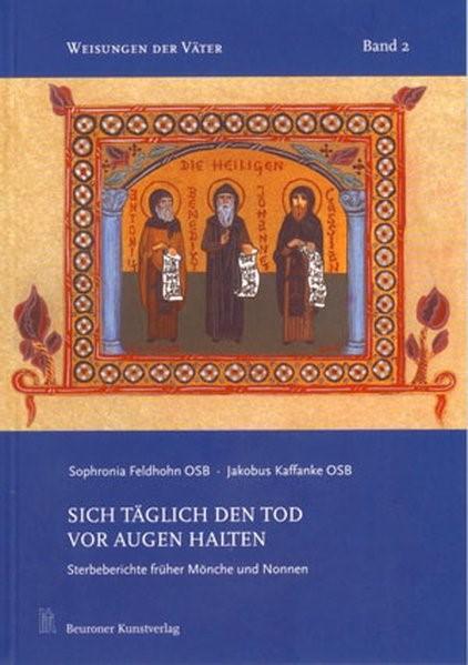 Sich täglich den Tod vor Augen halten | Kaffanke, 2007 | Buch (Cover)