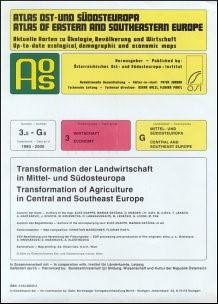 Atlas Ost- und Südosteuropa   / Knappe / Ratcina, 2005   Buch (Cover)