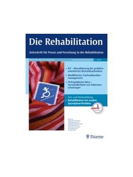 Abbildung von Die Rehabilitation | 59. Jahrgang | 2020 | Zeitschrift für Praxis und For...