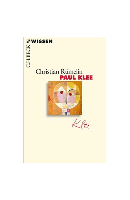 Cover: Christian Rümelin, Paul Klee