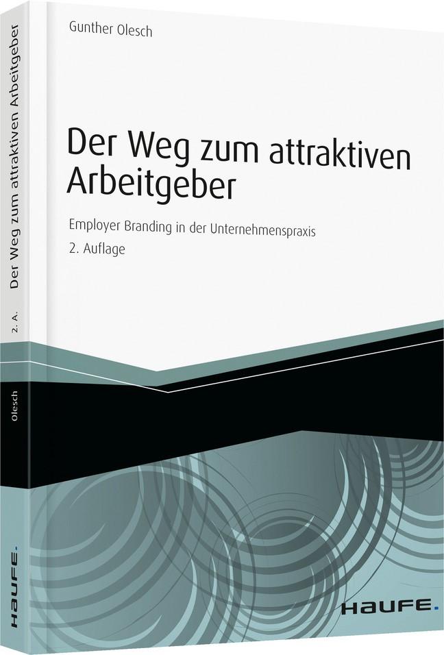Der Weg zum attraktiven Arbeitgeber | Olesch | 2. Auflage, 2015 | Buch (Cover)