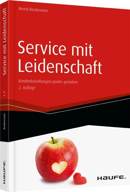 Service mit Leidenschaft | Reutemann | 2. Auflage 2015, 2017 | Buch (Cover)
