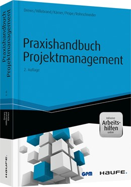 Abbildung von Drews / Hillebrand / Kärner   Praxishandbuch Projektmanagement   2. Auflage 2015   2015   00415