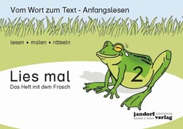 Abbildung von Debbrecht / Wachendorf | Lies mal 2 - Das Heft mit dem Frosch | 14. Auflage | 2015 | beck-shop.de
