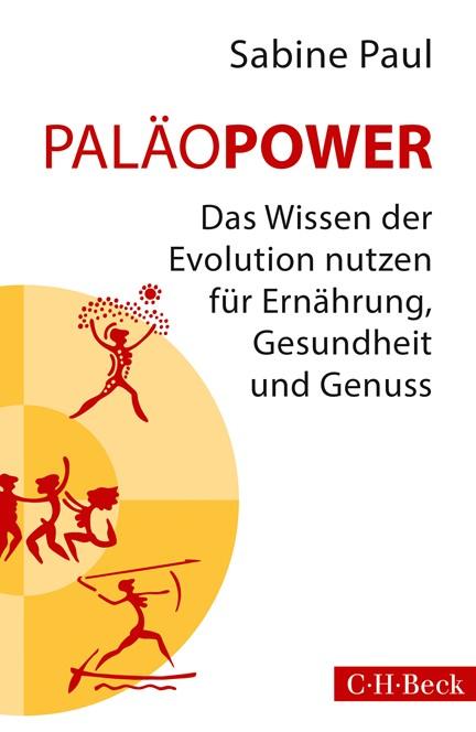 Cover: Sabine Paul, PaläoPower