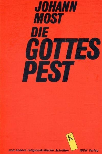 Die Gottespest | Most / Maidhof-Christig, 1992 | Buch (Cover)