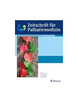 Abbildung von Zeitschrift für Palliativmedizin | 20. Jahrgang | 2019