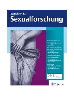 Abbildung von Zeitschrift für Sexualforschung | 33. Jahrgang | 2020