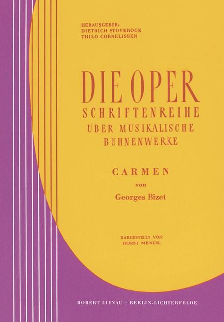 Abbildung von Menzel | Georges Bizet, Carmen | 1972