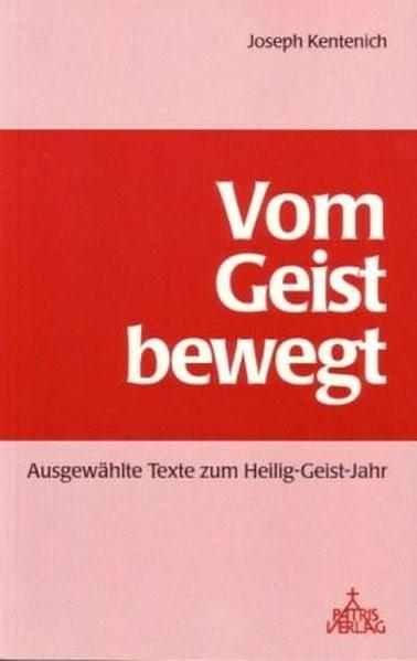 Abbildung von Boll / Evanzin / Wolf | Vom Geist bewegt | 1997