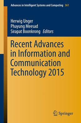 Abbildung von Meesad / Boonkrong / Unger | Recent Advances in Information and Communication Technology 2015 | 2015 | 2015 | Proceedings of the 11th Intern... | 361