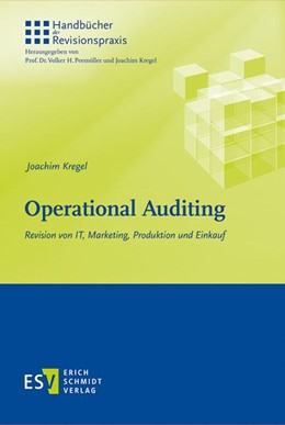 Abbildung von Kregel / Kregel / Peemöller | Operational Auditing | 2015 | Revision von IT, Marketing, Pr... | 2