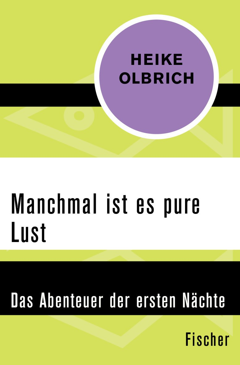 Manchmal ist es pure Lust | Olbrich, 2015 | Buch (Cover)