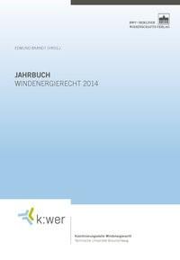 Jahrbuch Windenergierecht 2014 | Brandt, 2015 | Buch (Cover)
