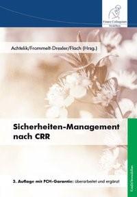 Sicherheiten-Management nach CRR | Achtelik / Frommelt-Drexler / Flach, 2015 | Buch (Cover)
