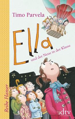Abbildung von Parvela   Ella und der Neue in der Klasse   1. Auflage   2015   beck-shop.de
