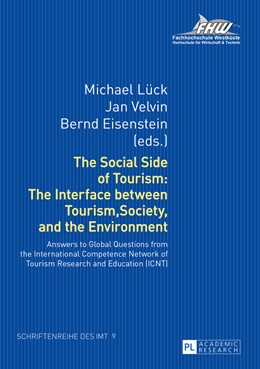Abbildung von Lück / Velvin   The Social Side of Tourism: The Interface between Tourism, Society, and the Environment   1. Auflage   2015   9   beck-shop.de