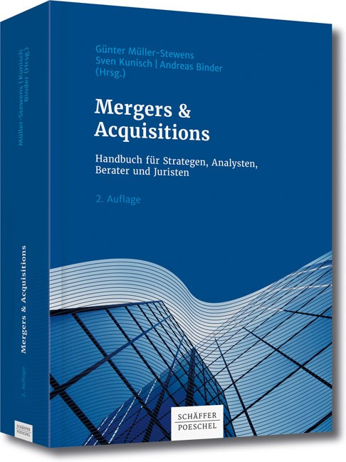 Mergers & Acquisitions | Müller-Stewens / Kunisch / Binder | 2., überarbeitete Auflage, 2016 | Buch (Cover)
