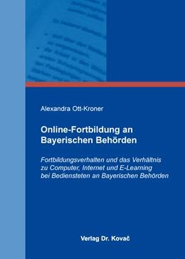 Abbildung von Ott-Kroner | Online-Fortbildung an Bayerischen Behörden | 1. Auflage | 2015 | 26 | beck-shop.de
