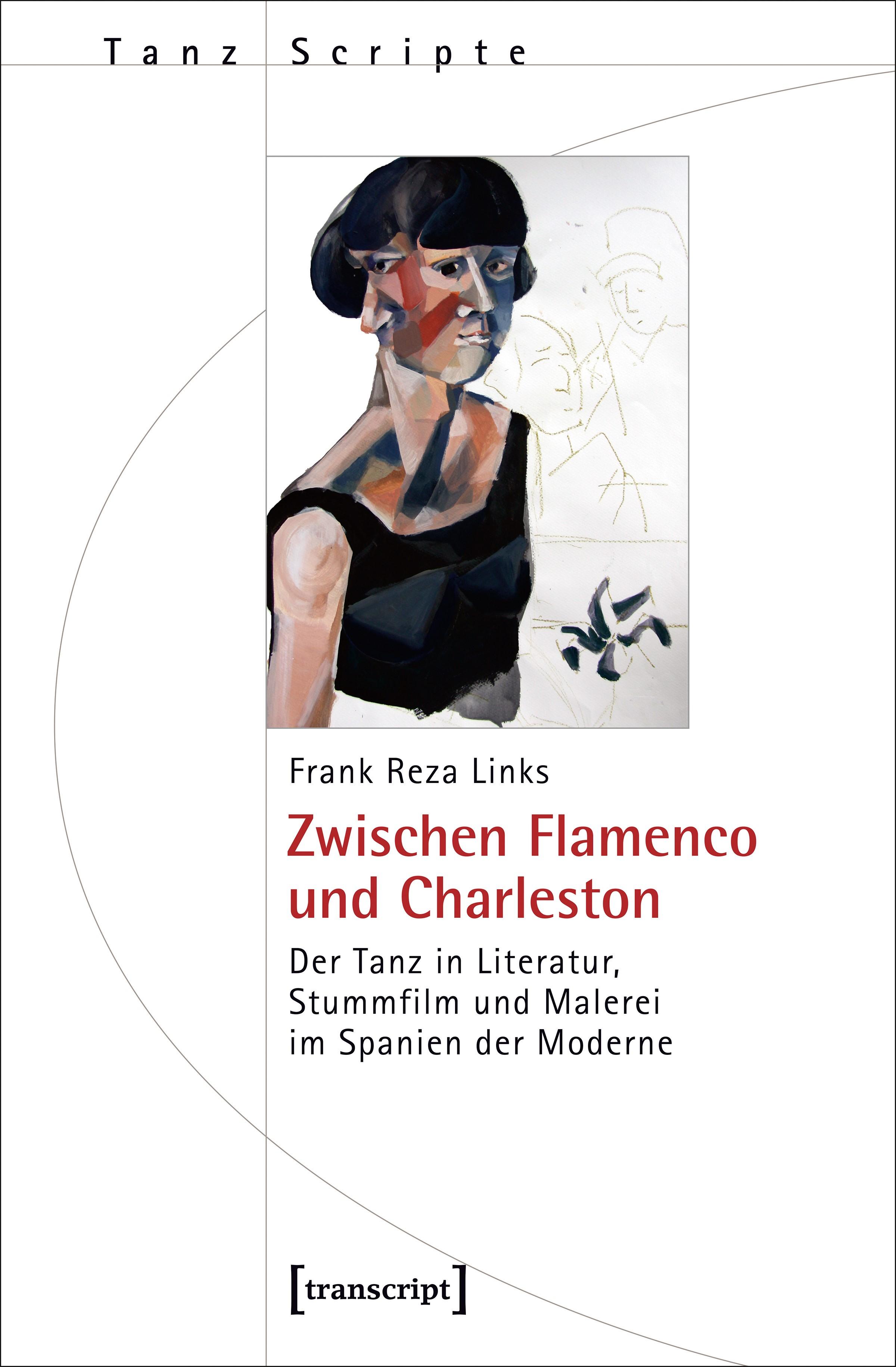 Zwischen Flamenco und Charleston | Links, 2016 | Buch (Cover)