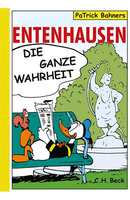 Cover: Patrick Bahners, Entenhausen