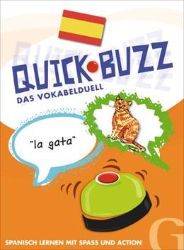 Abbildung von QUICK BUZZ - Das Vokabelduell - Spanisch | 1. Auflage | 2015 | beck-shop.de
