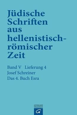 Abbildung von Schreiner   Das 4. Buch Esra   1. Auflage   1981   beck-shop.de