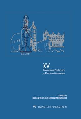 Abbildung von Dubiel / Moskalewicz | XV International Conference on Electron Microscopy | 1. Auflage | 2015 | Volume 231 | beck-shop.de